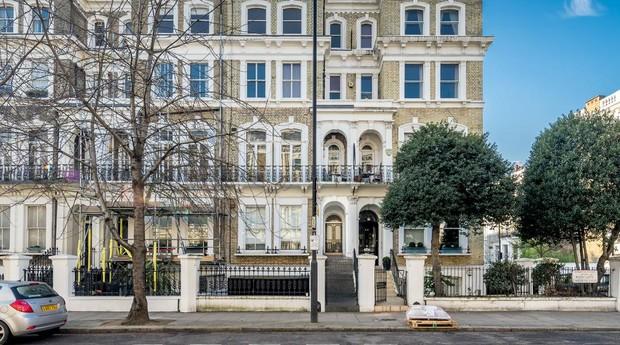 Bairro de Chelsea, em Londres, um dos mais ricos da cidade (Foto: Divulgação)