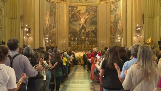 Santa Dulce é celebrada em Roma com primeira missa