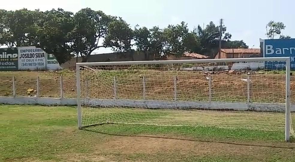 Muro do Leandrão desaba, em Barra do Corda (Foto: Divulgação)