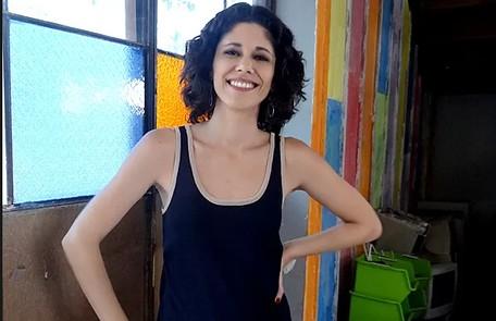 Hoje ela se dedica ao teatro e há muitos anos encena a peça 'Eu te amo', de Arnaldo Jabor. Além disso, investe em dublagem: 'Fiz um curso, amei e estou me aperfeiçoando para começar a trabalhar com isso' TV Globo