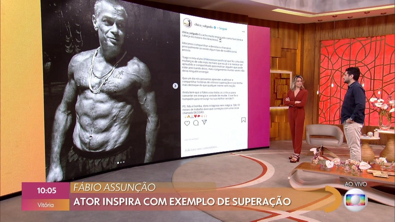 Fernanda Gentil comenta os assuntos que estão em alta nas redes sociais