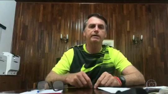 Bolsonaro diz que legislação trabalhista 'vai ter que se aproximar da informalidade'