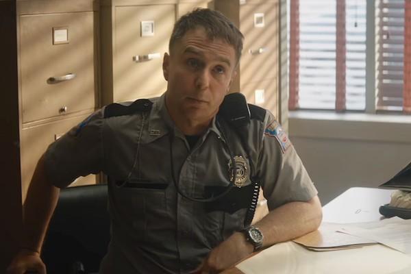 O ator Sam Rockwell (Foto: Reprodução)