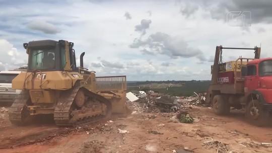VÍDEO: Veja como está o antigo Lixão da Estrutural 1 ano após fechamento no DF