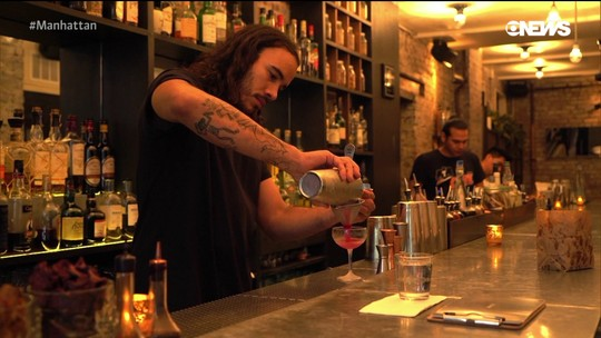 Bar em Nova York aparece, pela terceira vez, na lista dos melhores do mundo