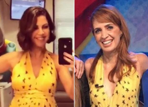 Thalita Rebouças e Poliana Abritta  (Foto: Reprodução)