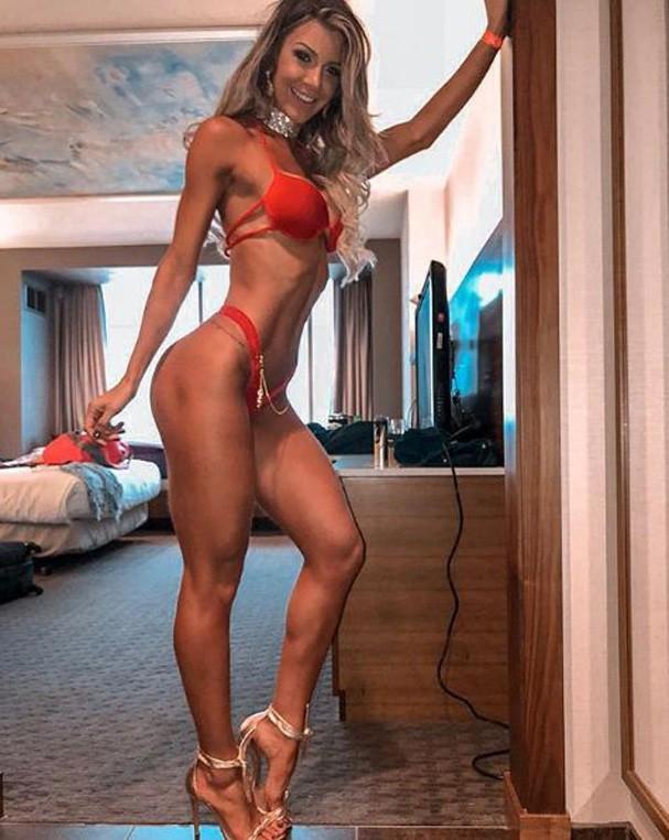 Tatiele Polyana (Foto: Reprodução Instagram)