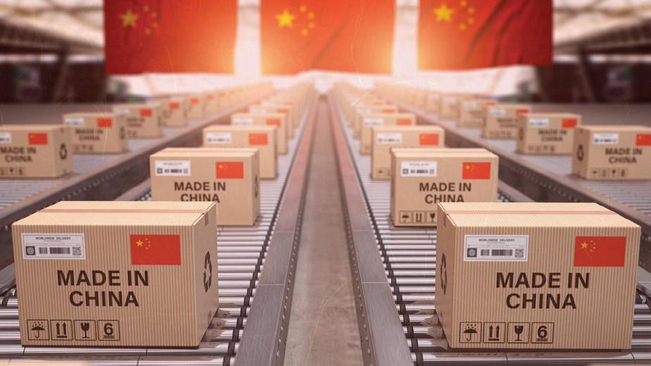 Dá para viver sem produtos feitos na China? Quase 20% do que consumimos no Brasil vem de lá