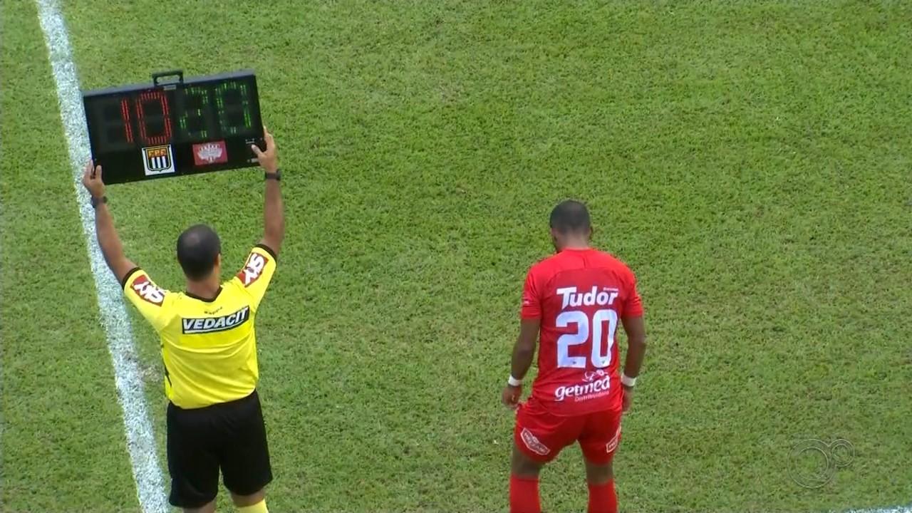 Noroeste enfrenta o Velo Clube no primeiro de dois jogos pelo acesso à Série A2