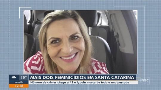 Santa Catarina registra ao menos 10 mortes violentas em três dias
