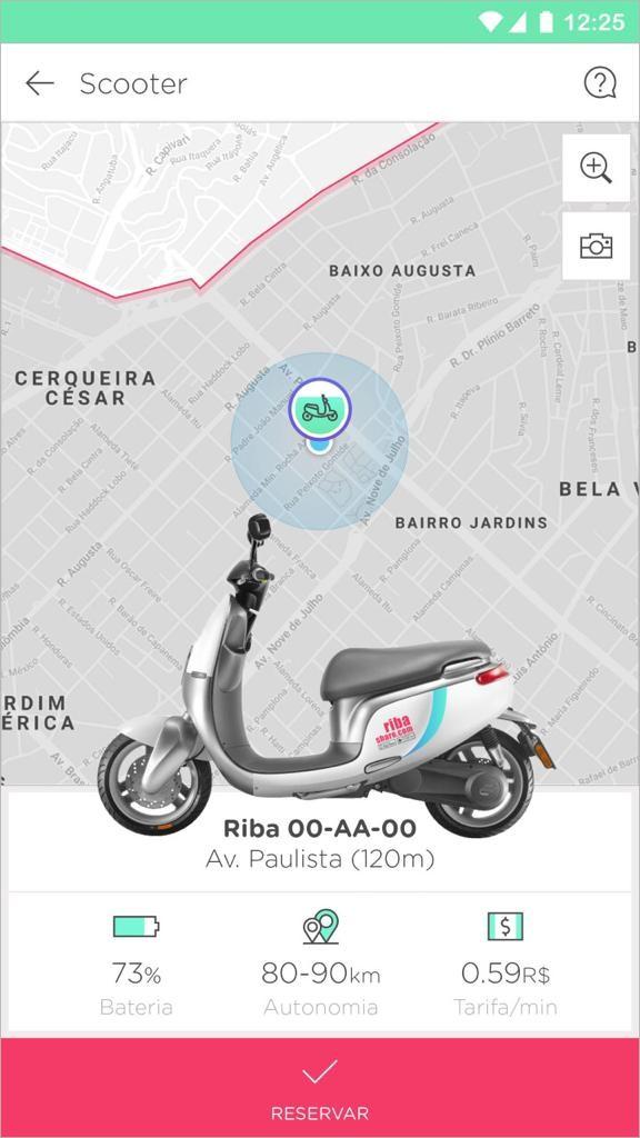 Aplicativo Riba Share (Foto: Divulgação)