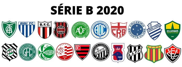 Resultado de imagem para série b 2020