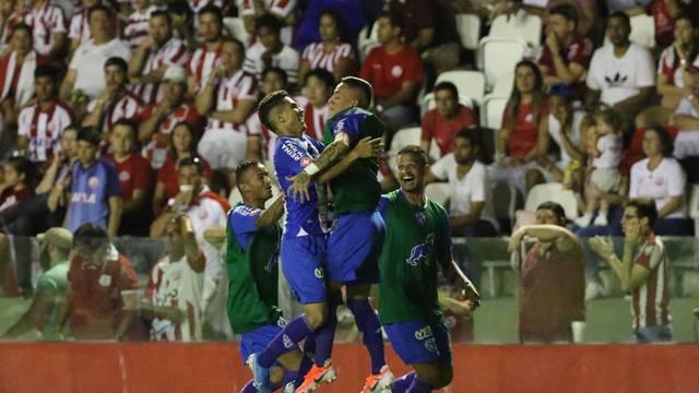 Vinícius Leite colocou o Paysandu na frente
