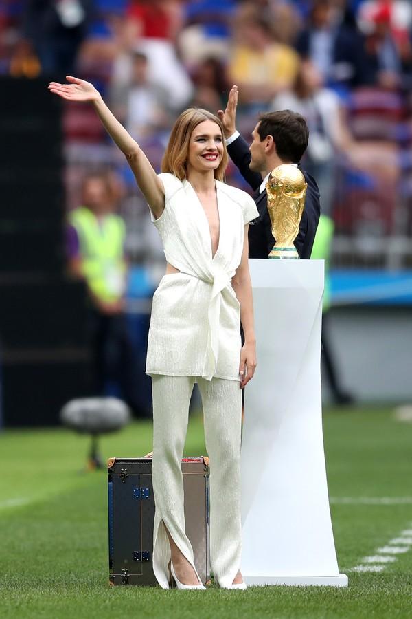 Natalia Vodianova e Iker Casillas (Foto: Getty Images)