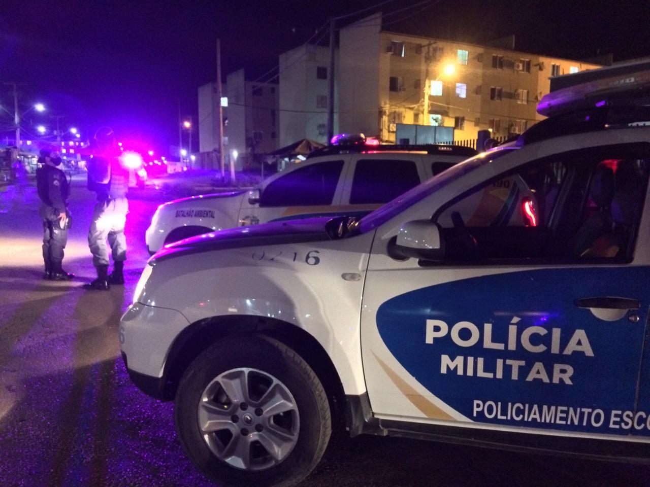 'Kratos': mais de 400 policiais militares reforçam segurança no fim de semana no Amapá