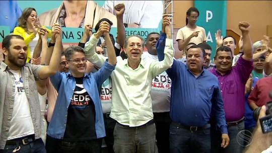 Rede confirma candidatura de Dr. Emerson ao governo de Sergipe