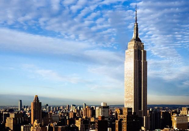 Nova York Empire State Building (Foto: Wikimedia Commons/Wikipedia)