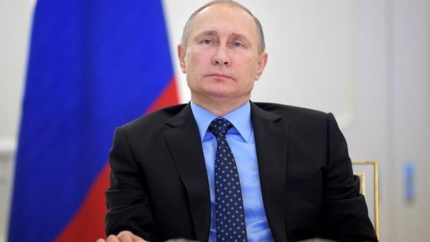 Vladimir Putin, presidente da Rússia (Foto: Sputnik/Alexei Druzhinin/Kremlin via REUTERS)