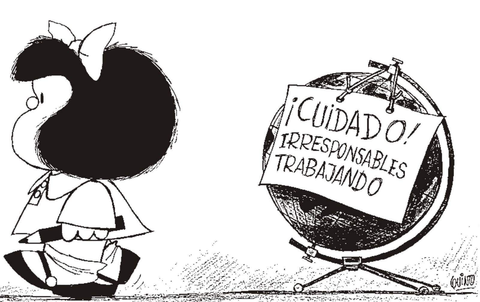 7 Tirinhas De Mafalda Para Refletir Sobre Os Tempos Atuais Revista Galileu Cultura