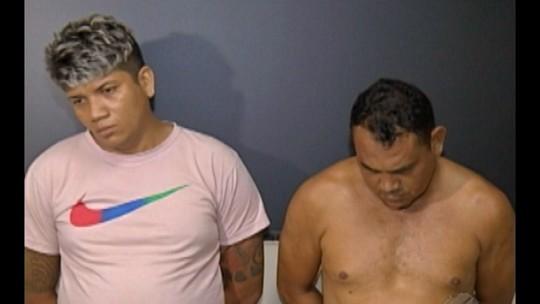Polícia prende suspeitos de assaltar loja e estuprar funcionárias em Belém