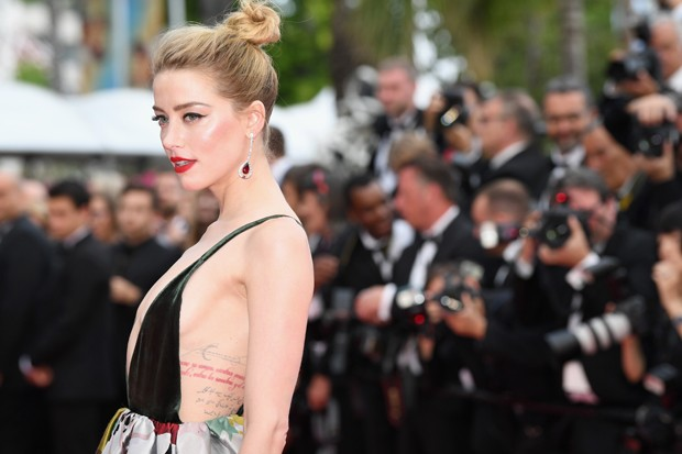 Amber Heard (Foto: Getty Images)