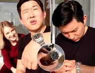 Pyong Lee ganha relógio de luxo de mais de R$ 200 mil de aniversário