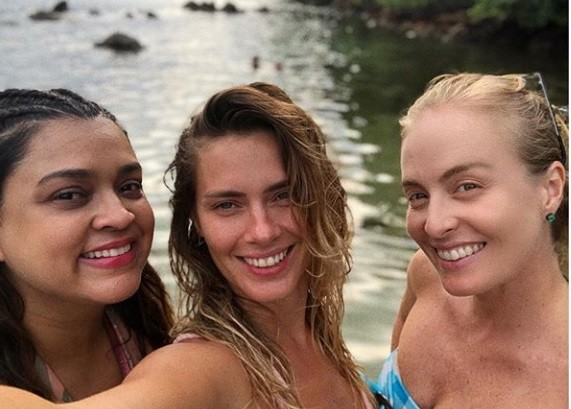 trio das amigas (Foto: Instagram)