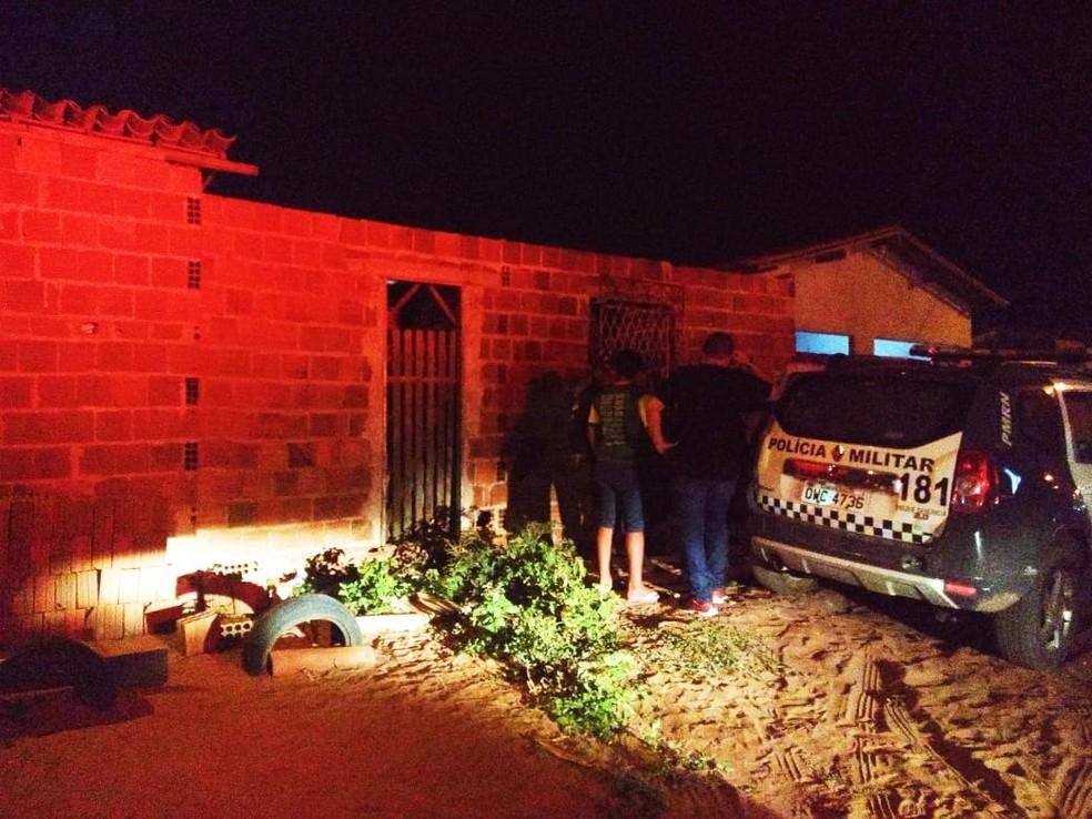 Maioria dos crimes aconteceu na Zona Norte de Natal — Foto: Acson Freitas/Inter TV Cabugi