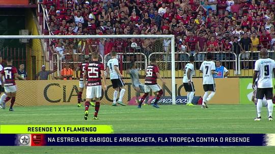 """Jornalistas elogiam contratações, mas pedem atenção do Flamengo com a defesa: """"Tem que reforçar"""""""