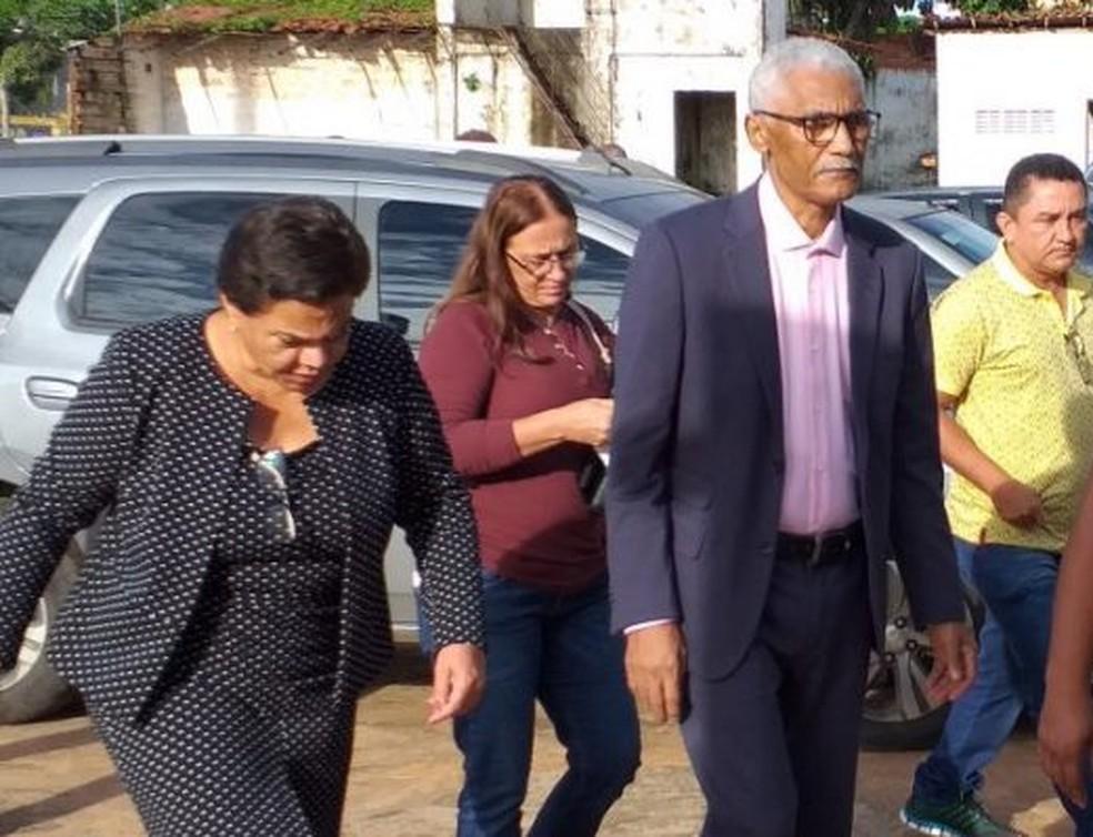 Após AVC, Domingos Dutra 'reassume' prefeitura de Paço do Lumiar e vice  declara: 'Foi invasão' | Maranhão | G1