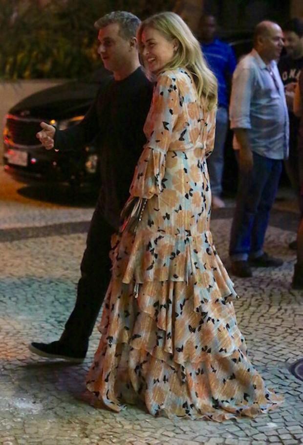 Angélica e Luciano Huck (Foto: Thiago Martins)