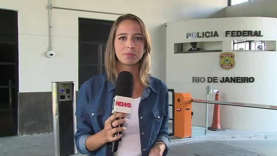 PF realiza operação contra o tráfico de drogas no RJ e no PR