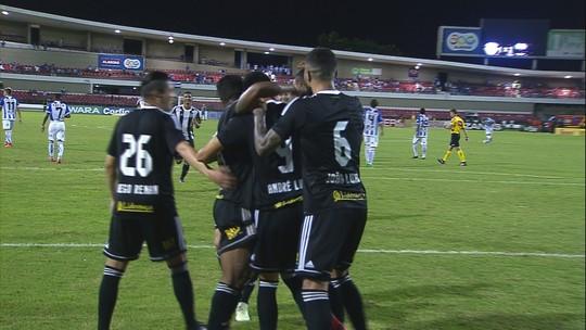 """Milton valoriza atuação fora e comemora: """"Mostramos o que é o futebol do Figueira"""""""