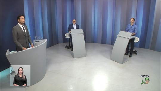 Candidatos à Prefeitura de Fortaleza participam de debate
