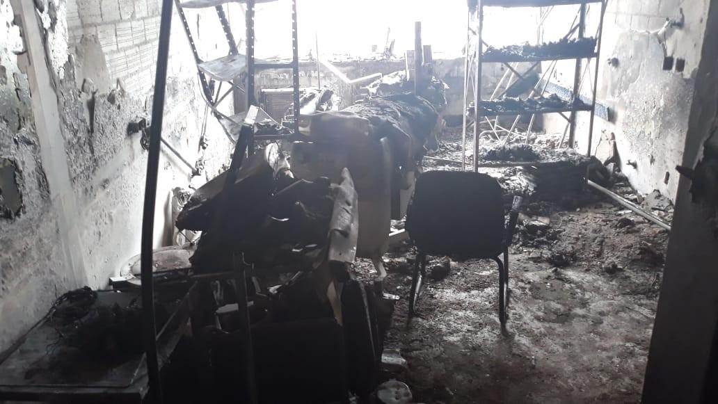 Enfermeiro é suspeito de causar incêndio no Hospital Fêmina em Porto Alegre - Noticias