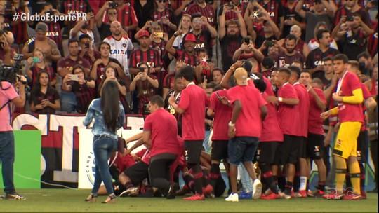 Rumo aos 100 jogos, Tiago Nunes lista cinco principais momentos no comando do Athletico