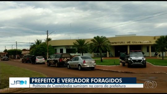 Operação contra desvios de verba prende empresários e procura 4 servidores de Castelândia