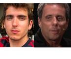 João Mader Bellotto, filho de Malu Mader e Tony Bellotto, estará na série 'Dom', inspirada no livro do músico | Reprodução