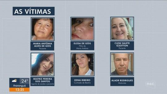 Vítimas de acidente no Norte de SC são sepultadas neste sábado em Santa Cecília