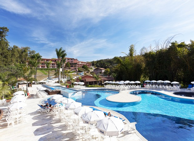 Tauá Resort (Foto: Divulgação)