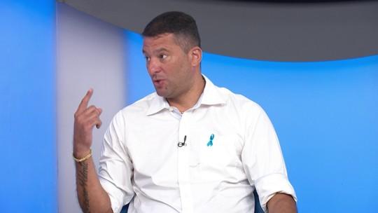 "Washington lamenta escassez de camisas 9: ""Sempre fez a diferença no Campeonato Brasileiro"""