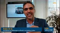 Precisamos destravar burocracia para desenvolver indústria, diz presidente da VW