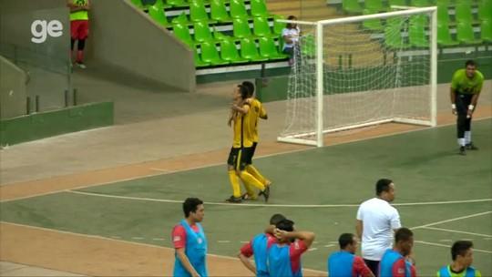 JES e AABB vencem semifinais e avançam para a final do 2º turno do Piauiense de futsal