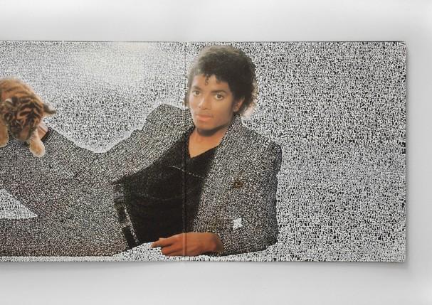 """Hugo Boss patrocina a exposição """"Michael Jackson: Thriller (Black and White) por Graham Dolphin (Foto: Reprodução)"""