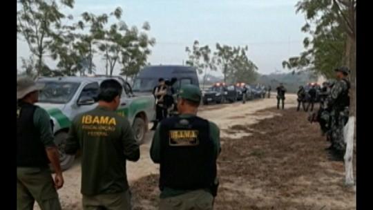 Polícia Federal é acionada para investigar ameaças a servidores do Ibama