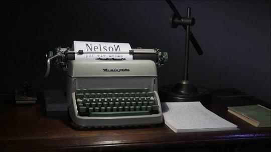 Fantástico estreia série sobre Nelson Rodrigues em setembro