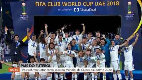 Fifa confirma Catar como sede do Mundial de Clubes em 2019 e 2020