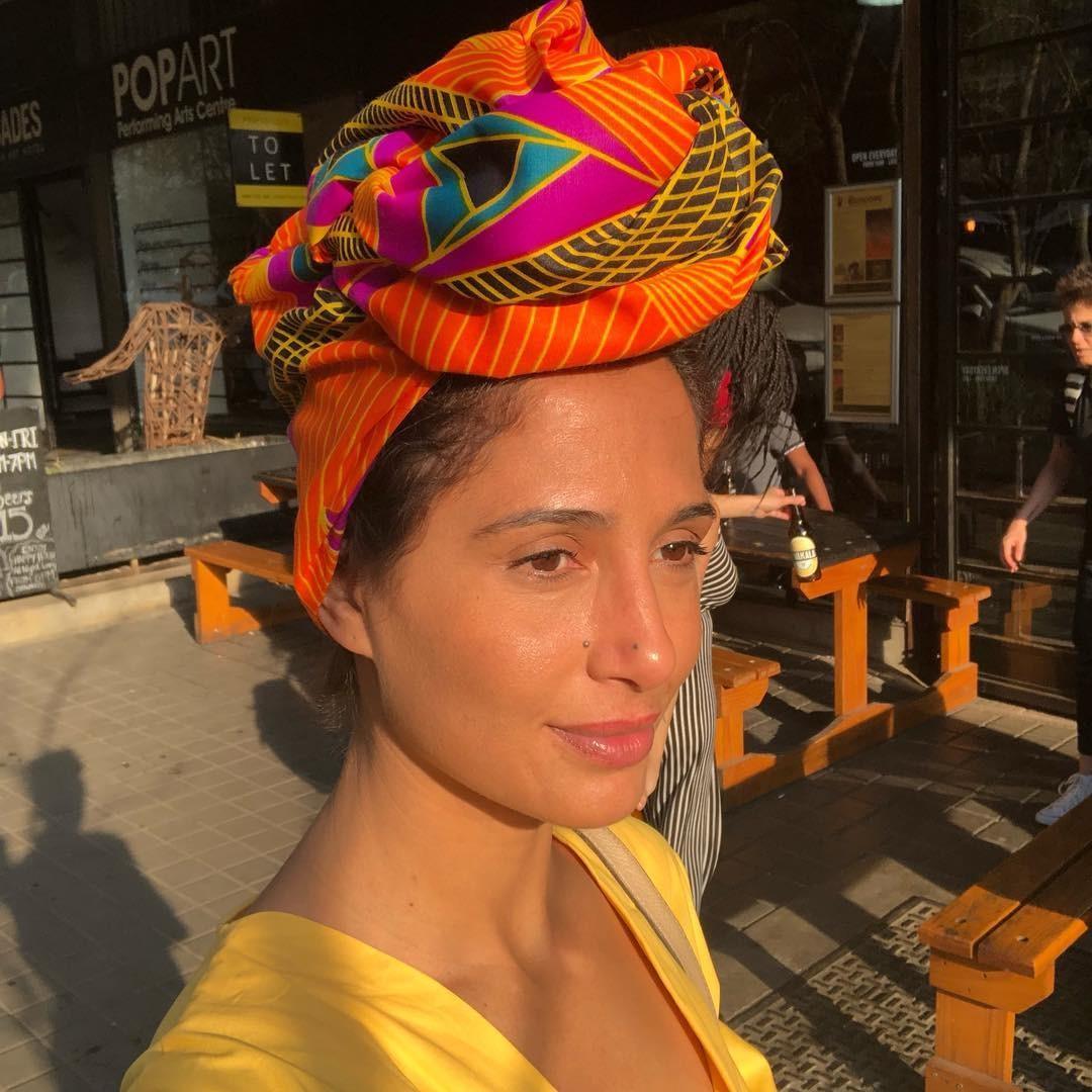 Camila Pitanga (Foto: Reprodução / Instagram)