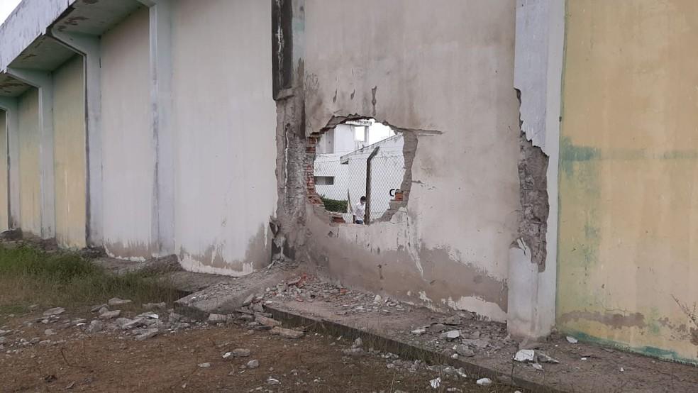 Fugitivo de presídio em Limoeiro, PE, é recapturado em Barra de ...