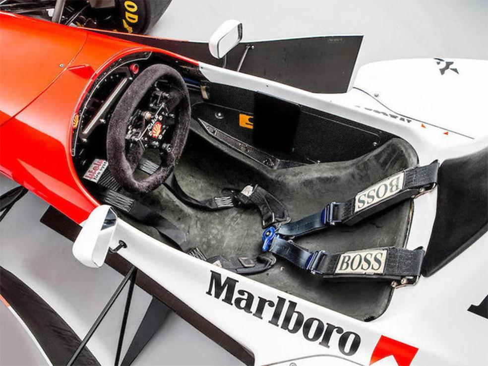 McLaren levou Senna à sexta vitória no GP de Mônaco (Foto: Divulgação)